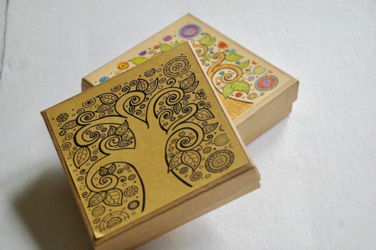 scatole alberi della vita