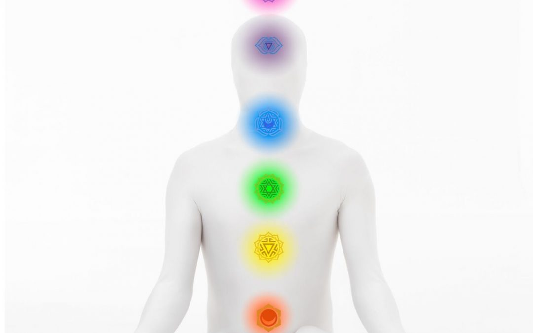 L'arcobaleno dei 7 chakra