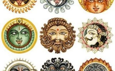 Astrologia vedica indiana e Navaratna